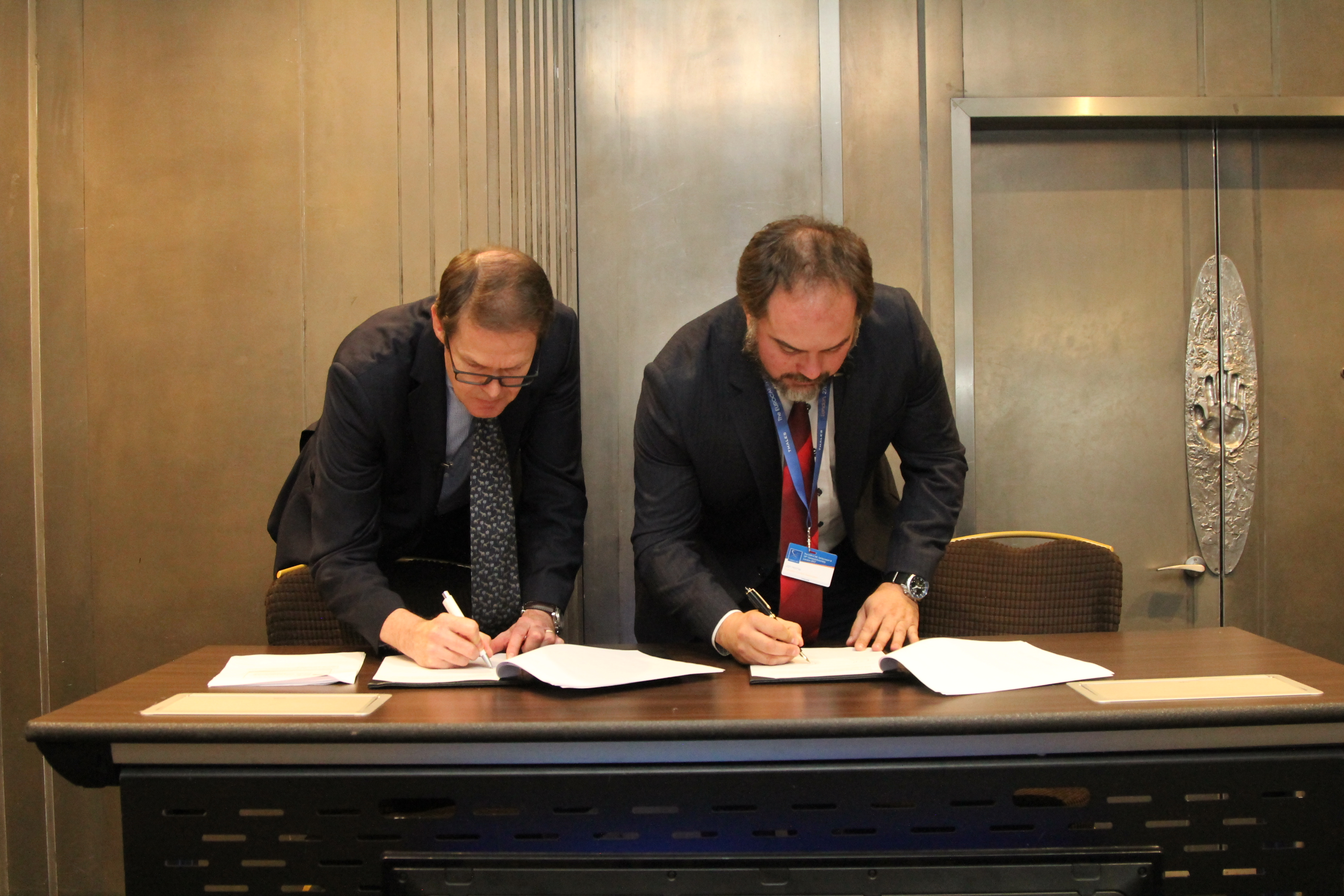 European Cockpit Association Eca: EUROCAE And European Pilots Announce Strategic Partnership