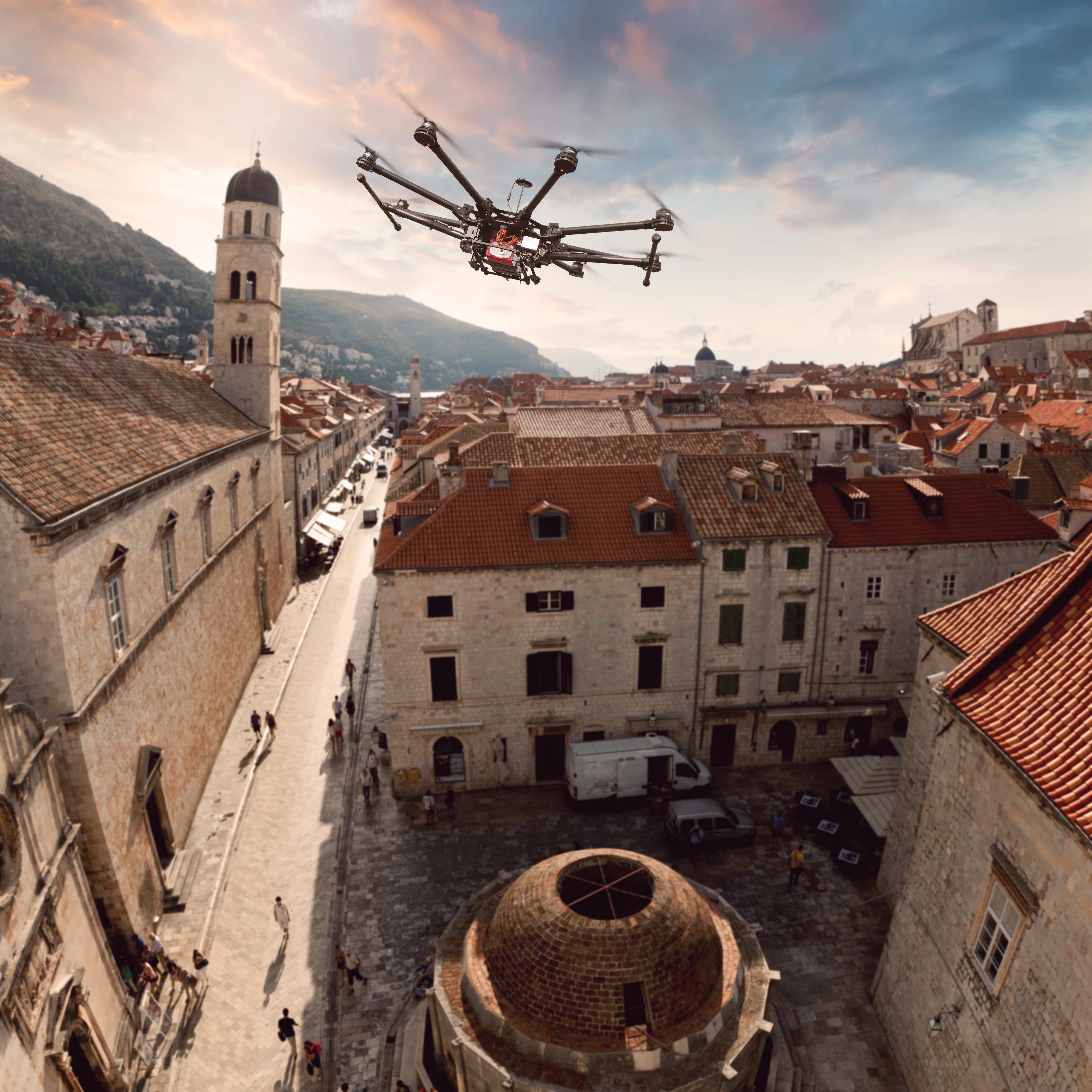 European Cockpit Association Eca: Joint Call To Safely Integrate Drones Into Europe's