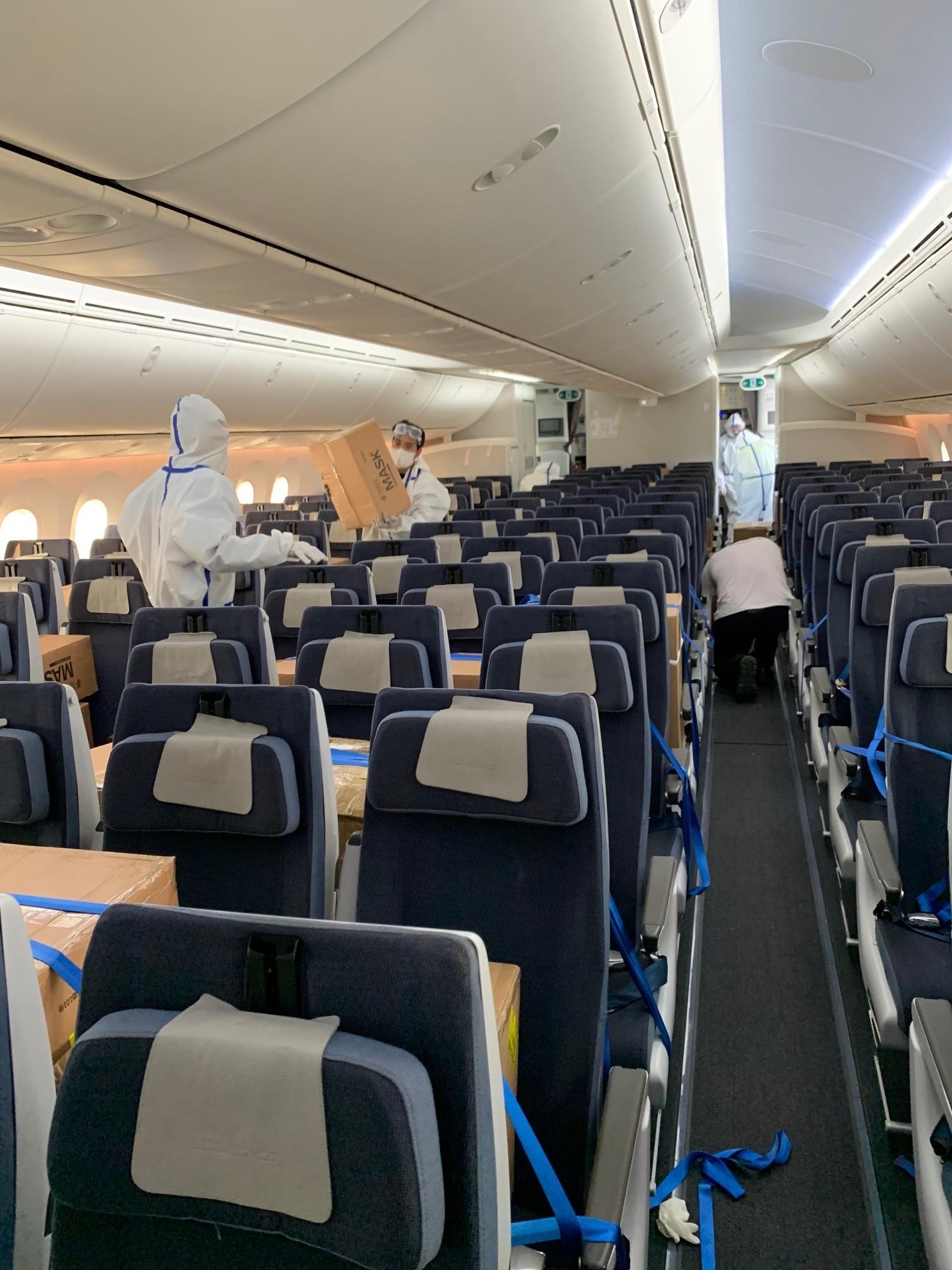 European Cockpit Association Eca: A Passenger Aircraft Without Passengers