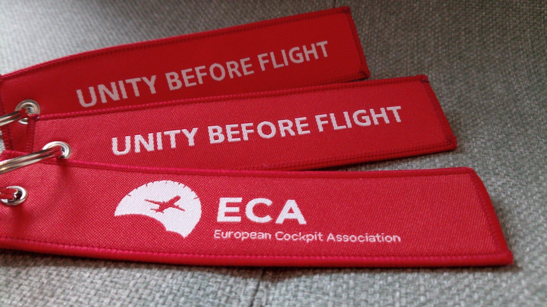 European Cockpit Association Eca: Trans-National Airlines Pilot Groups