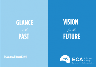 ECA Annual Report 2016 cover