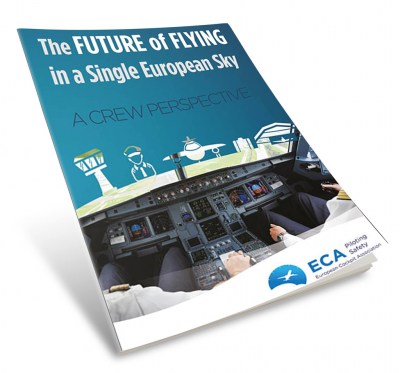The Future of Flying in a Single European Sky cover