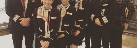 Thai crew Norwegian