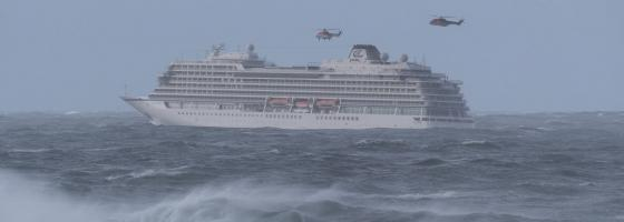 CHC Viking Sky rescue