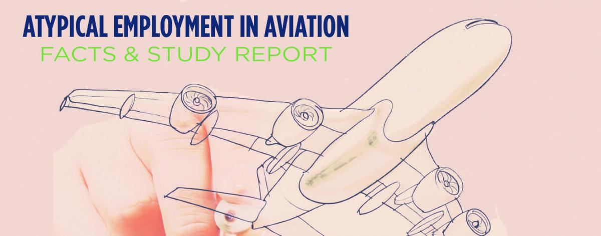 atypical employment in aviation
